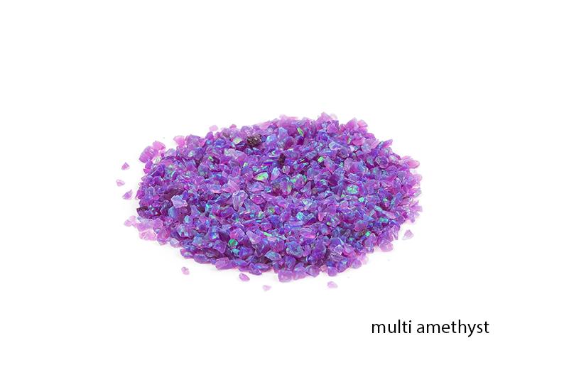 multi amethyst